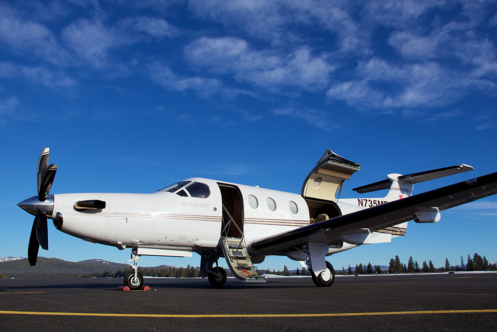 The Rugged Pilatus PC-12