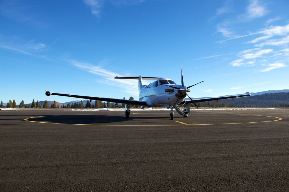 We feature   The Pilatus PC-12 Aircraft    Find out more