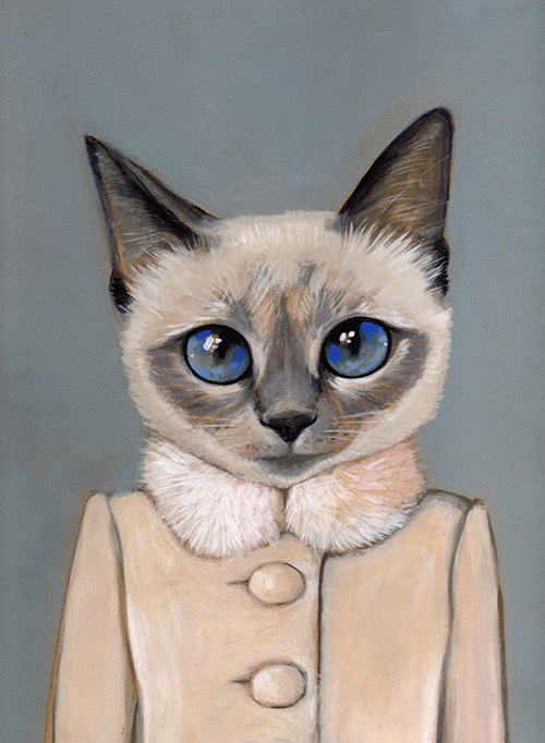 heather mattoon, cats in clothes, cats in clothing, cats in dresses, cats in ties, domestica, cat paintings, custom cat paintings, pet paintings, cat art, cat pictures, kitten art, kitten pictures, kittens in clothes, kittys in clothes, kitty in clothing, kitty paintings, kittys, cats, kittens