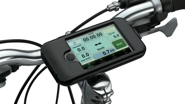 Dakon's BioLogic iPhone Bike Mount