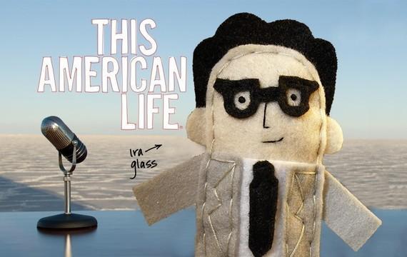 this american life, thisamericanlife, ira glass, iraglass, finger puppet, fingerpuppet