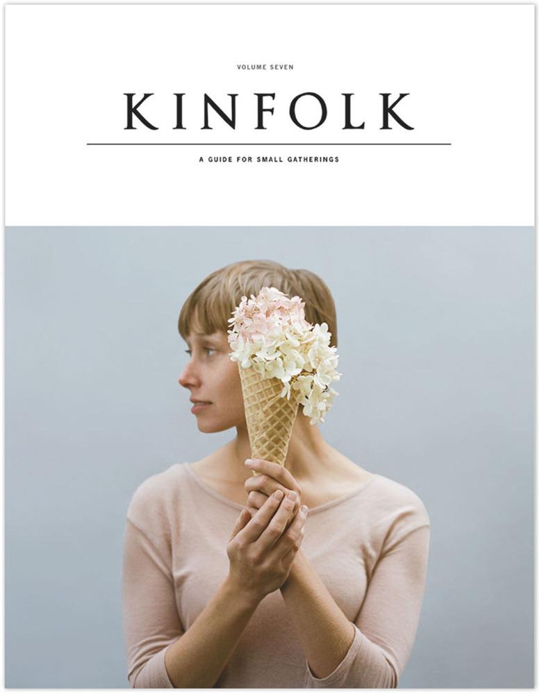 Kinfolk No. 7 - Ice Cream + Spring