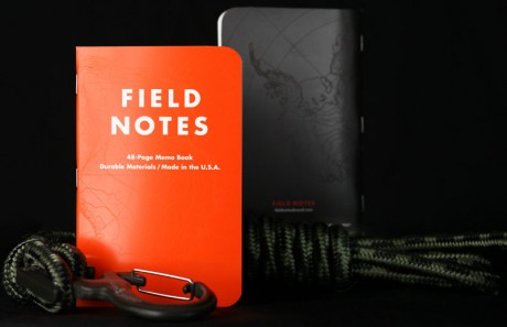 field notes, expedition, orange notebook, notebook, guy gift, christmas gift, domestica, teacher gift