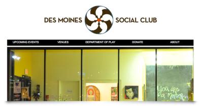 des moines social club, desmoinessocialclub