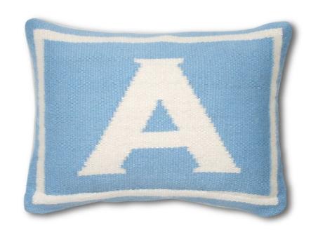 jonathan adler mongram pillow