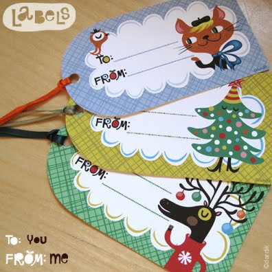 tags, gift tags, christmas, printables, cards