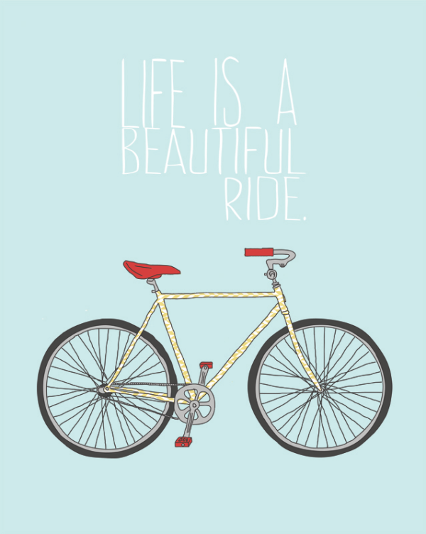 bikes, ride, bike print, printable bike print, printable, free printable, valentine's day, diy valentine's, make valentine's, wall art, domestica, i rock so what