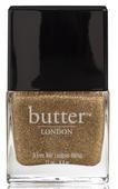 butter london, west end wonderland polish, nail trends, nail polish ideas, gold polish, glitter polish, nail lacquer