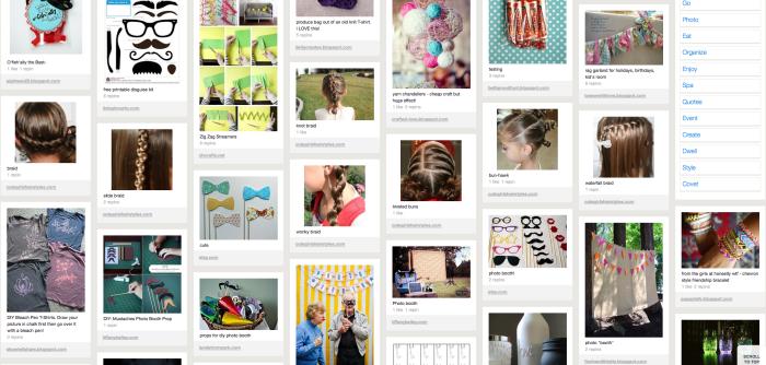 crafts, camp, sleepover ideas, hair dos, braids, girl hair, party deocr