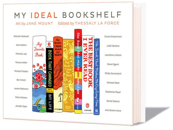 books, prints, jane mount, ideal bookshelf, domestica