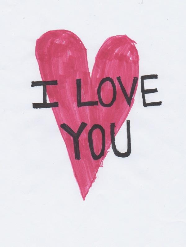 printable, free printable, free valentine, free valentines printable, free valentines print, I love you, love card, love print.