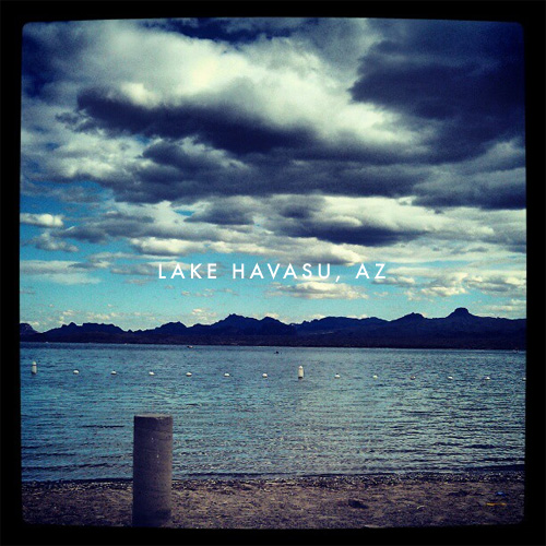 Instagram, lake Havasu