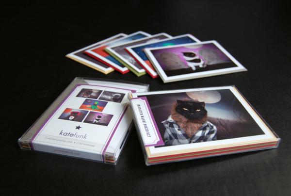 Halloween Rocks with AC's cute cards!