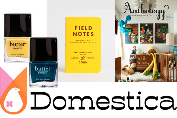 butter polish, butter london, domestica, field notes, crop field notes, notebooks, cool shops, cool iowa, fun iowa, fun des moines, cool des moines, to do in iowa, to do in des moines, anthology magazine, anthology mag, anthology no. 7, anthology new issue, anthology number seven,