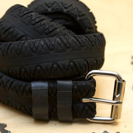 julien jaborska bike innertube belt