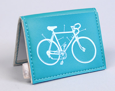 fluffy co wallet bike bicycle