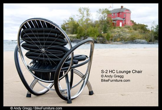 andy gregg bike furniture
