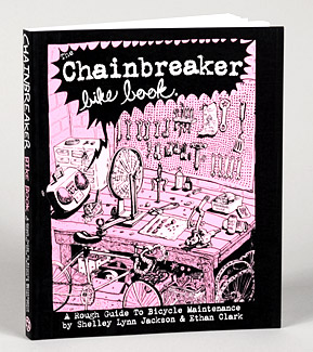 chainbreaker bike book shelley jackson