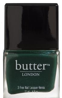 British Racing Green, Butter London, Nail Polish, Nail Lacquer, Nail Trends, Fall Nail Trends, Fall Runway, Fall Colors, Greens