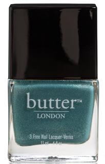 Victoriana, Butter London, Nail Polish, Nail Lacquer, Nail Trends, Fall Nail Trends, Fall Runway, Fall Colors, Blues