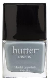Lady Muck, Butter London, Nail Polish, Nail Lacquer, Nail Trends, Fall Nail Trends, Fall Runway, Fall Colors, Blues