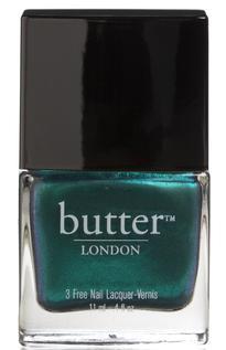 Thames, Butter London, Nail Polish, Nail Lacquer, Nail Trends, Fall Nail Trends, Fall Runway, Fall Colors, Greens