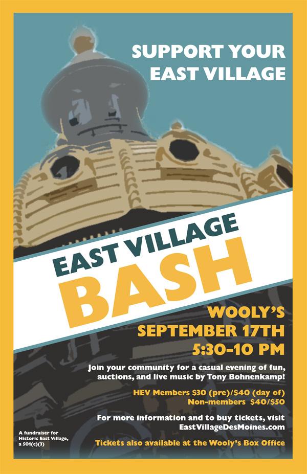 East Village Bash!