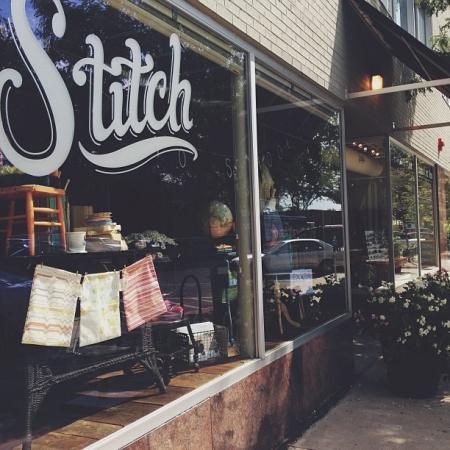 Stitch Des Moines