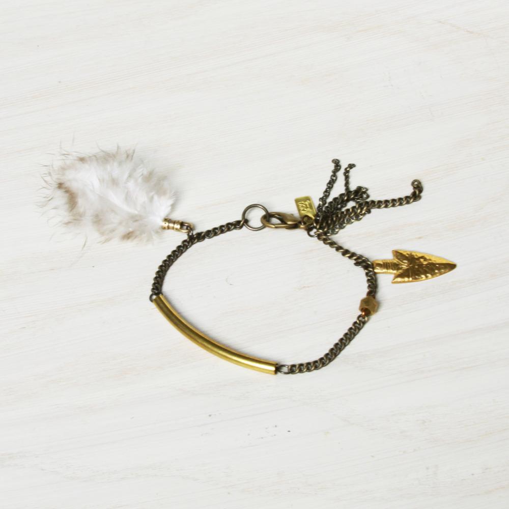 Magpie Bracelet by Byrdie