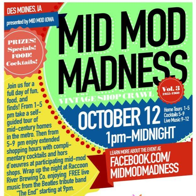 MId Mod Madness This Weekend!