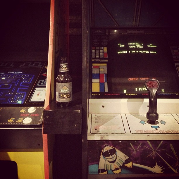 Up Down Barcade Grand Opening This Friday!