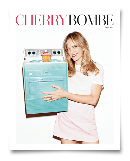 CHERRY BOMBE - A CELEBRATION OF WOMEN AND FOOD, AND WOMEN WHO LOVE FOOD.