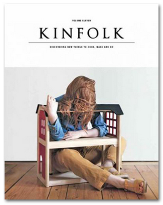 KINFOLK MAGAZINE NO. 11 - THE HOME ISSUE