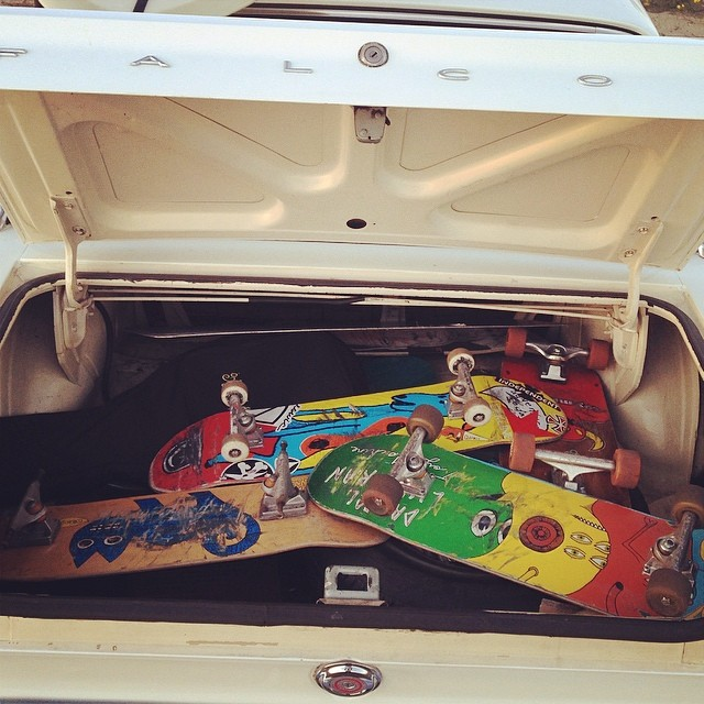 JOSH HARMONY - SURF, SKATE, CALI, MUSIC, ART
