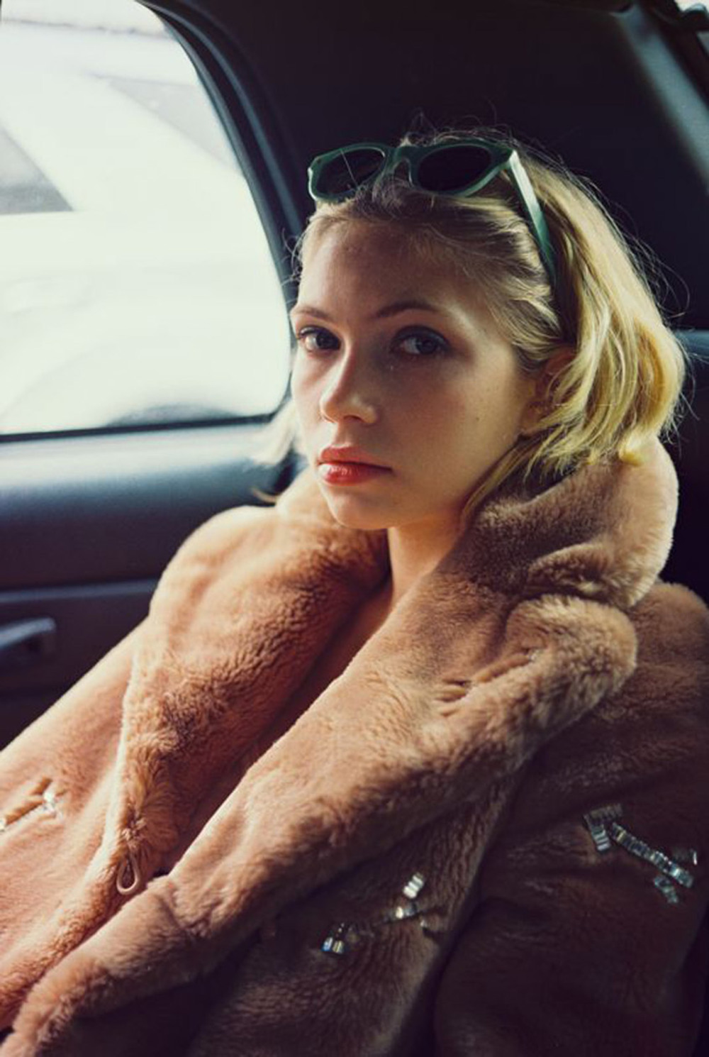 TAVI GEVINSON'S NYLON MAG'S  OCTOBER IT GIRL