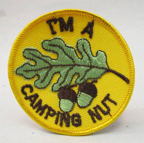 VINTAGE CAMP PATCHES - GET THIS ONE  HERE