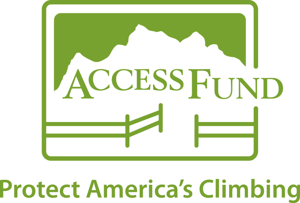 Your purchase supports the Access Fund and our climbing areas. - Climbing is an important part of my life, and I want to help protect our wild areas, our rock, and our access to the outdoors, so I am donating 5% of every online sale to The Access Fund.They are an incredible organization that is actively working to help preserve our climbing areas. They have purchased and preserved climbing areas across the US. They work to build trails, clean-up trash, and make many outdoor spaces better for all of us.