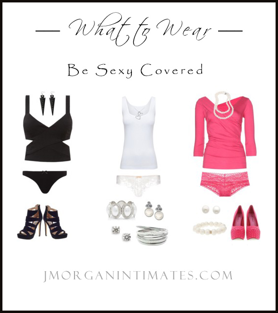 What to Wear to Your boudoir and glamour session!
