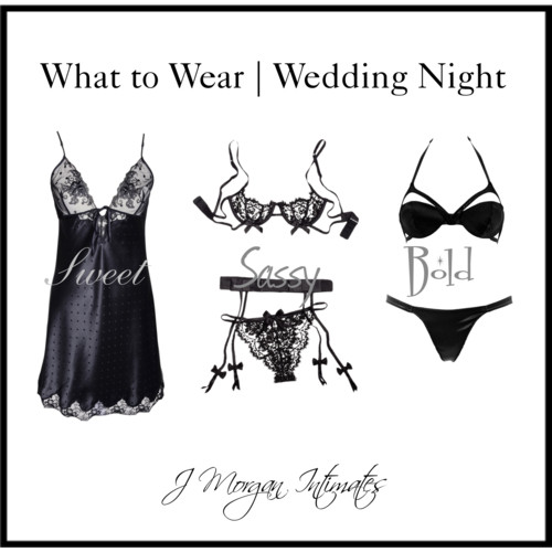 Boudoir What to Wear Lingerie Dark Version