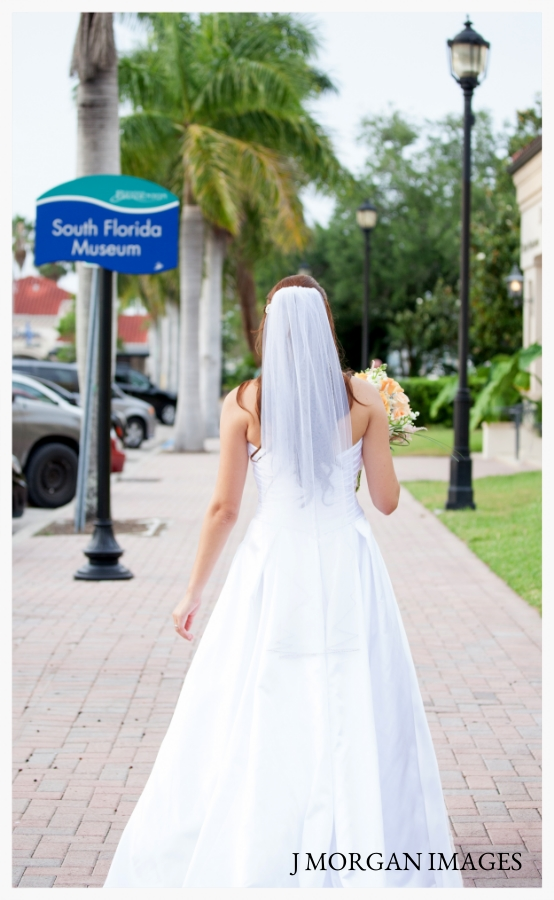 South Florida Museum Bride