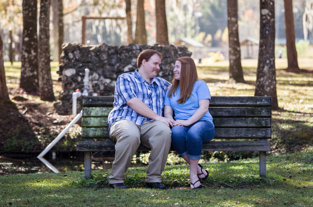 brooksville engagement