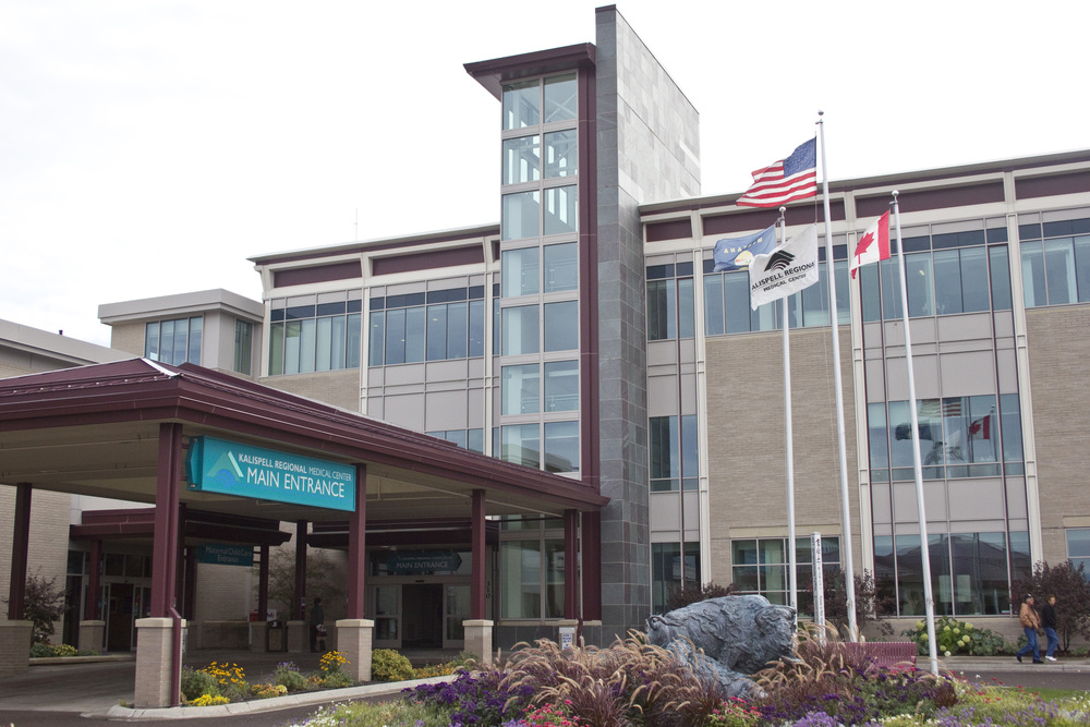 Kalispell Regional Medical Center in Kalispell, Montana