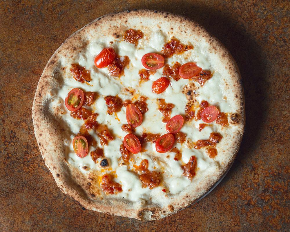 La Pizza Pulcinella