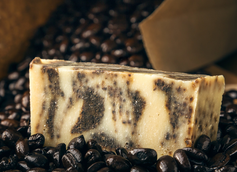 Coffee and Cream Soap