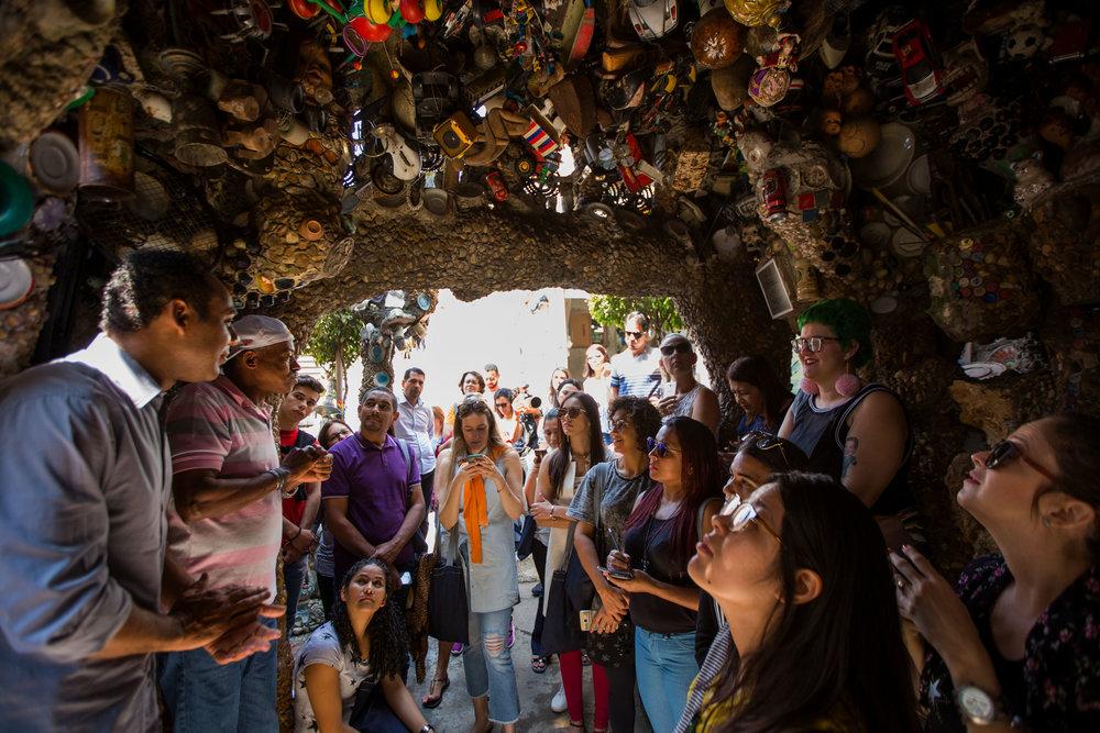 Instituto C&A - Intercâmbio Cultural