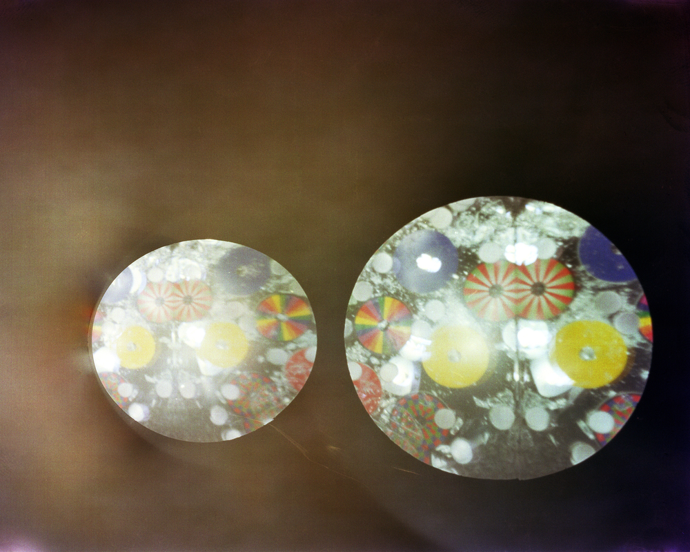 Kaleidoscope Picture (12:00 – 1:00 AM, February 11, 2013)