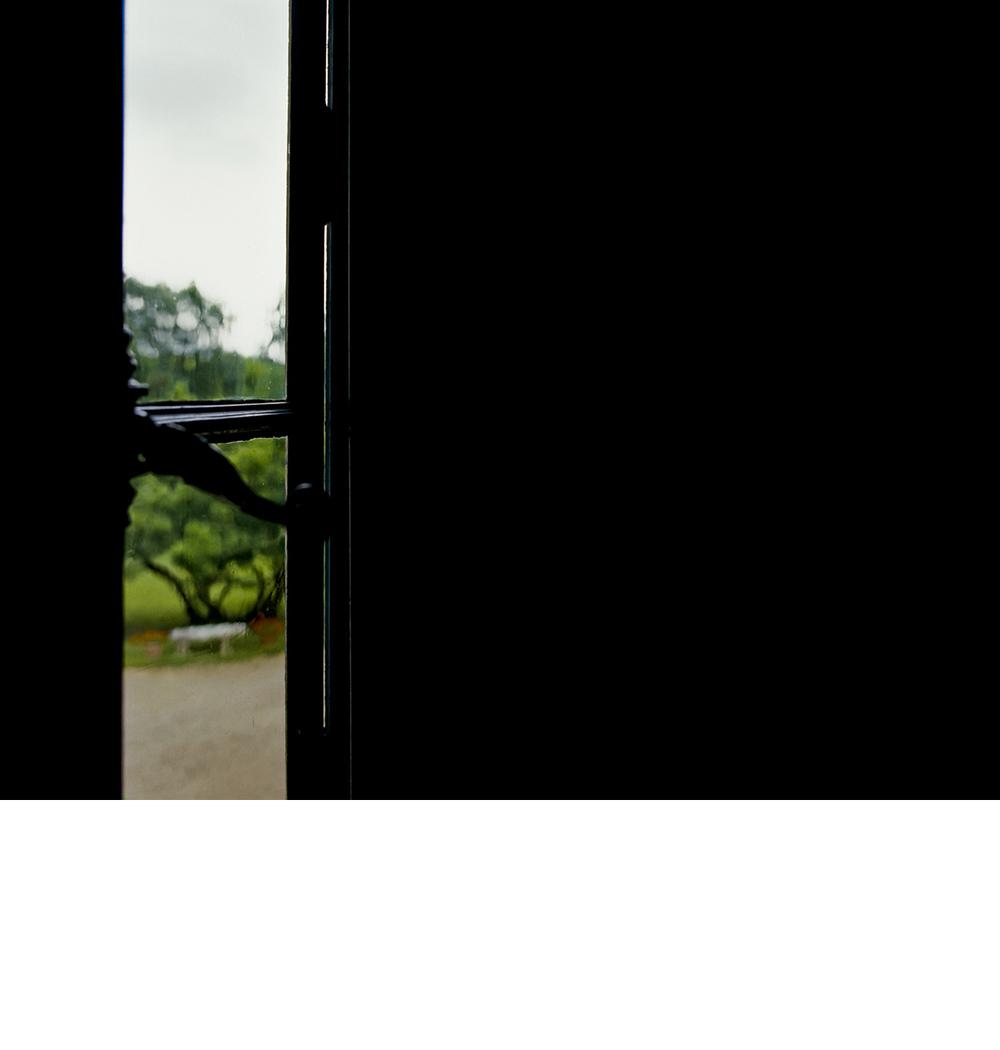 View from the Window at Le Gras,  Saint-Loup-de-Varennes, France