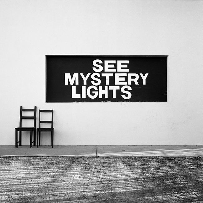 See Mystery Lights, Thunderbird Hotel