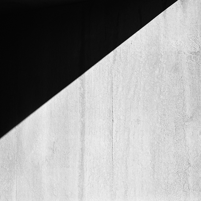 Interior, Work in Concrete by Donald Judd