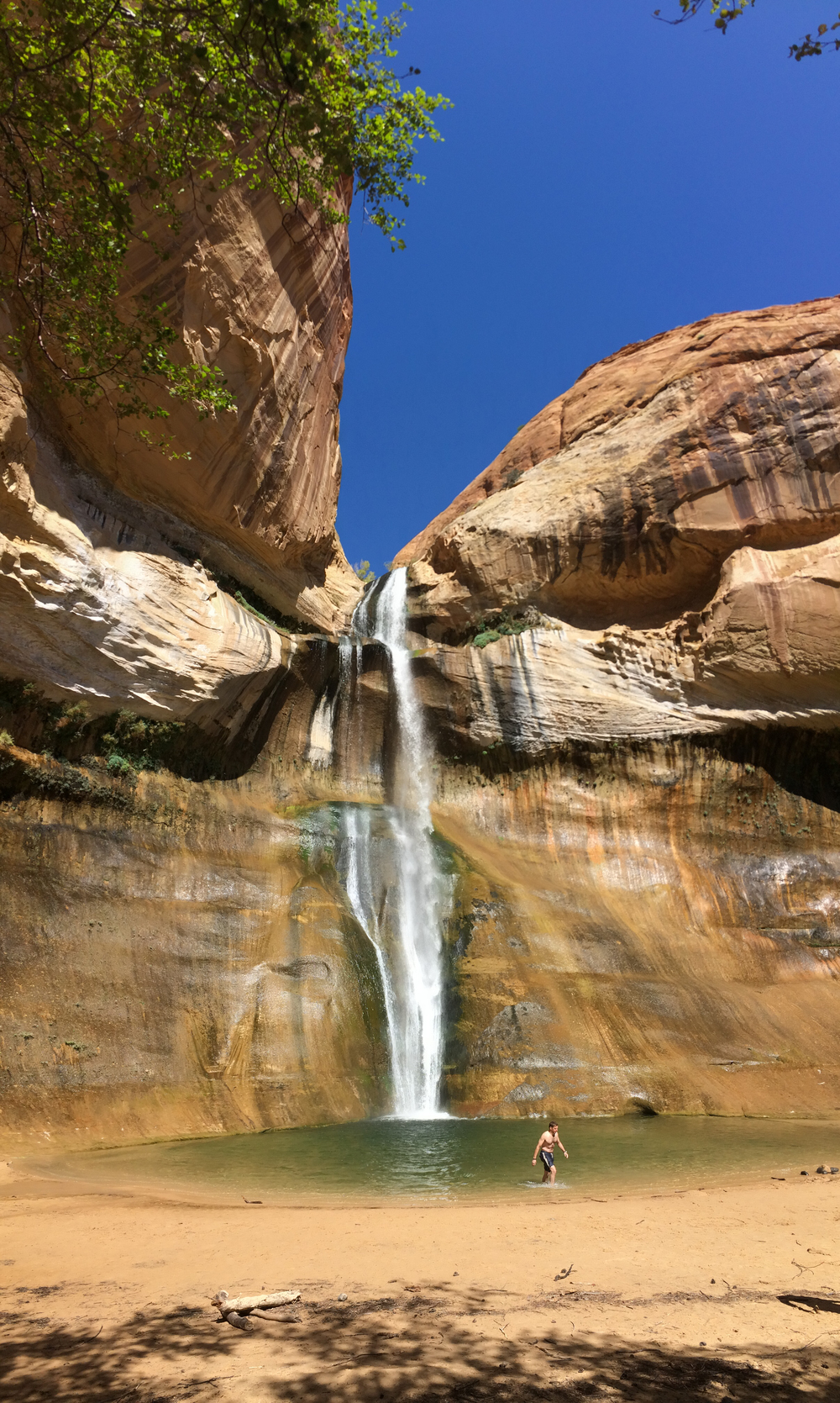 Calf Creek Falls, GSENM